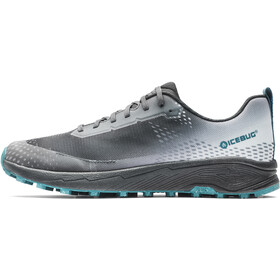 Icebug Horizon RB9X Chaussures de trail Homme, black/teal